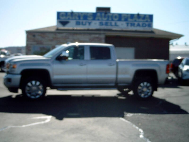 2018 GMC Sierra 2500HD for sale at GARY'S AUTO PLAZA in Helena MT