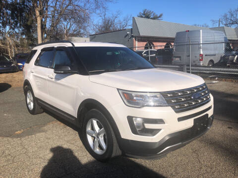 2016 Ford Explorer for sale at Chris Auto Sales in Springfield MA