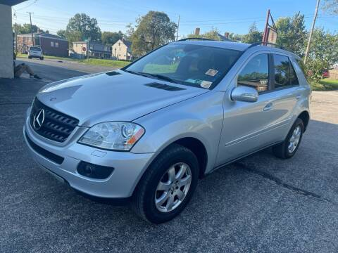 2006 Mercedes-Benz M-Class for sale at Via Roma Auto Sales in Columbus OH