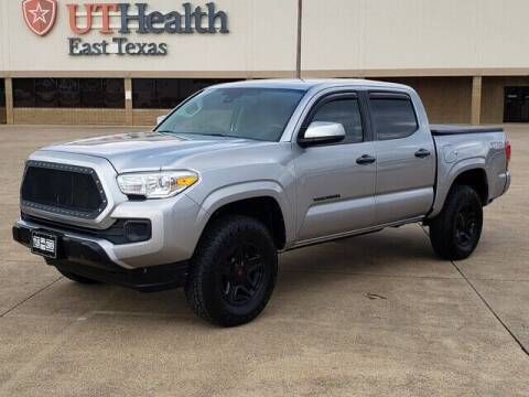 2018 Toyota Tacoma for sale at Tyler Car  & Truck Center in Tyler TX