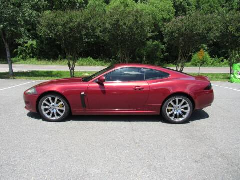 2007 Jaguar XK-Series for sale at Pristine Auto Sales in Monroe NC