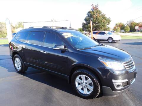 2014 Chevrolet Traverse for sale at North State Motors in Belvidere IL