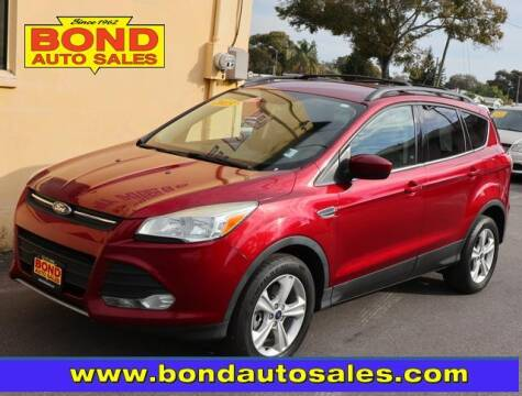 2013 Ford Escape for sale at Bond Auto Sales in St Petersburg FL