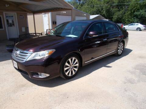2011 Toyota Avalon for sale at DISCOUNT AUTOS in Cibolo TX