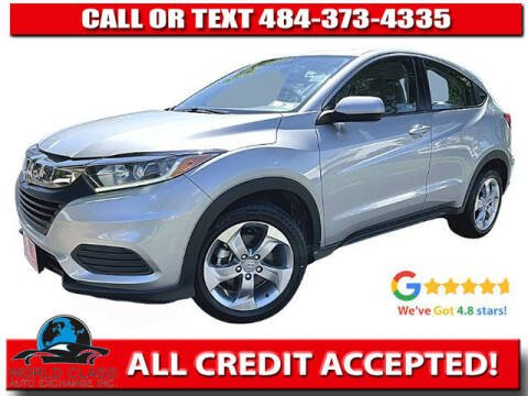 2019 Honda HR-V for sale at World Class Auto Exchange in Lansdowne PA