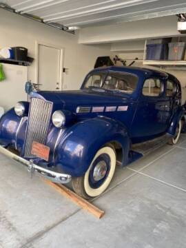 1938 Packard 1600 for sale at Classic Car Deals in Cadillac MI