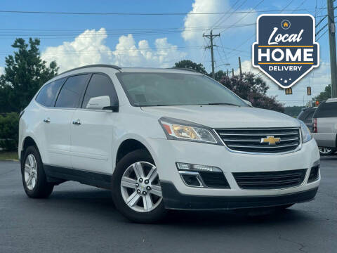 2014 Chevrolet Traverse for sale at Rock 'n Roll Auto Sales in West Columbia SC