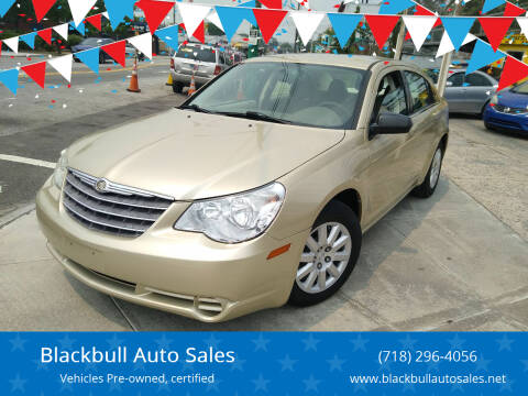2010 Chrysler Sebring for sale at Blackbull Auto Sales in Ozone Park NY