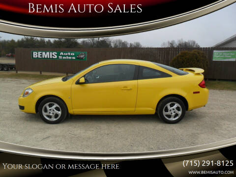 2007 Pontiac G5 for sale at Bemis Auto Sales in Crivitz WI