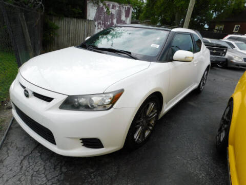 2012 Scion tC for sale at WOOD MOTOR COMPANY in Madison TN