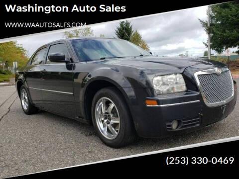 2006 Chrysler 300 for sale at Washington Auto Sales in Tacoma WA