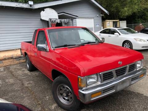 1995 Nissan Truck for sale at C&D Auto Sales Center in Kent WA