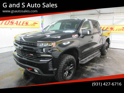 2021 Chevrolet Silverado 1500 for sale at G and S Auto Sales in Ardmore TN
