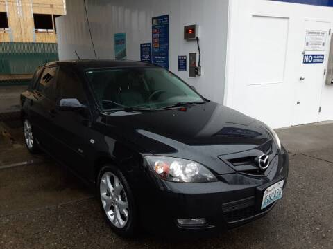2009 Mazda MAZDA3 for sale at METROPOLITAN MOTORS in Kirkland WA