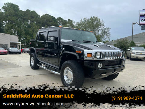 2006 HUMMER H2 SUT for sale at Smithfield Auto Center LLC in Smithfield NC