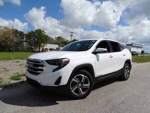2019 GMC Terrain for sale at Port Motors in West Palm Beach FL