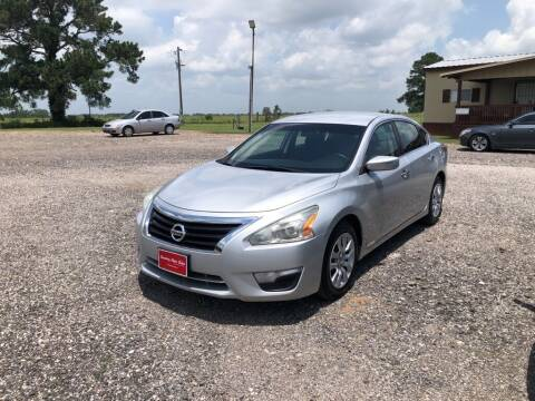 2014 Nissan Altima for sale at COUNTRY AUTO SALES in Hempstead TX