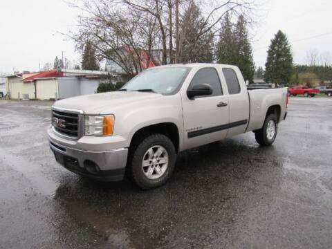 2009 GMC Sierra 1500 for sale at Triple C Auto Brokers in Washougal WA