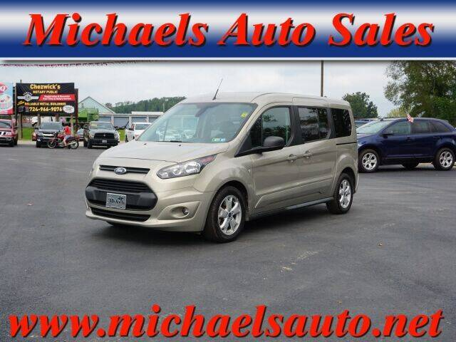 2015 Ford Transit Connect Wagon for sale in Carmichaels, PA