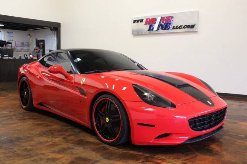 2009 Ferrari California for sale at Driveline LLC in Jacksonville FL