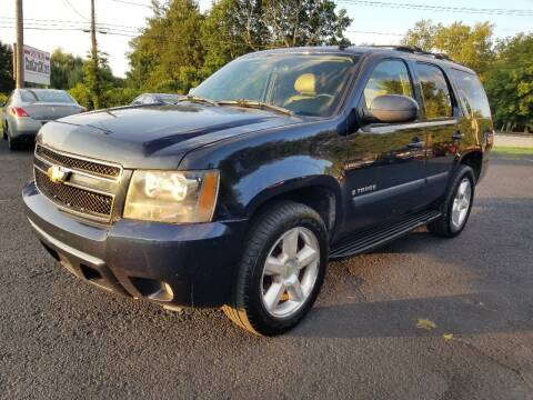 2007 Chevrolet Tahoe for sale at Arcia Services LLC in Chittenango NY