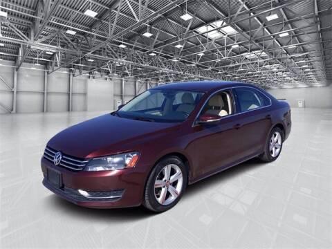 2012 Volkswagen Passat for sale at Camelback Volkswagen Subaru in Phoenix AZ