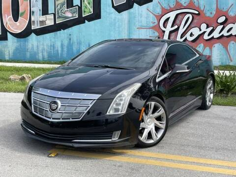 2014 Cadillac ELR for sale at Palermo Motors in Hollywood FL