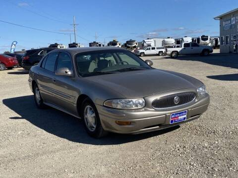2000 Buick LeSabre for sale at Becker Autos & Trailers in Beloit KS