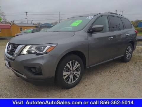 2019 Nissan Pathfinder for sale at Autotec Auto Sales in Vineland NJ