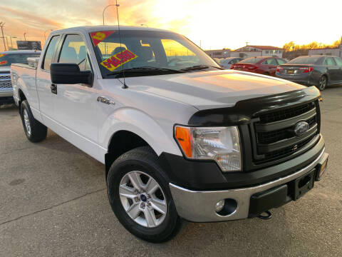2013 Ford F-150 for sale at Top Line Auto Sales in Idaho Falls ID
