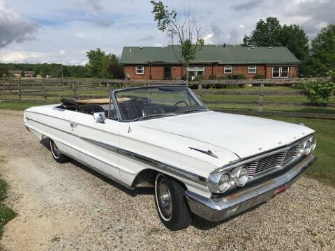 1964 Ford Galaxie 500 for sale at 500 CLASSIC AUTO SALES in Knightstown IN