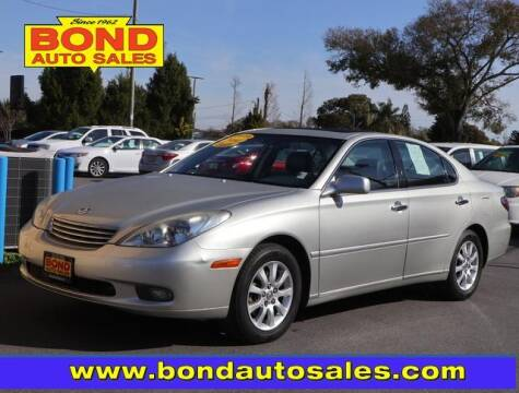 2004 Lexus ES 330 for sale at Bond Auto Sales in St Petersburg FL