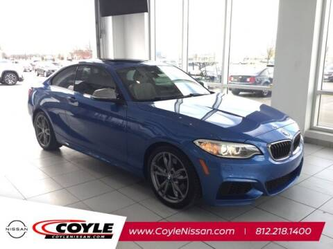 2015 BMW 2 Series for sale at COYLE GM - COYLE NISSAN - Coyle Nissan in Clarksville IN