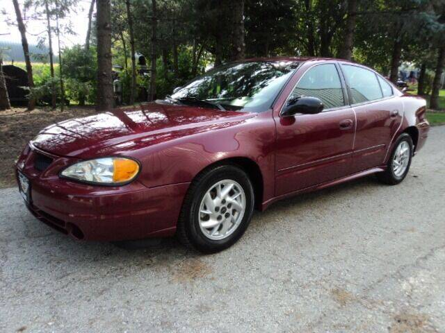 2004 Pontiac Grand Am for sale at HUSHER CAR CO in Caledonia WI