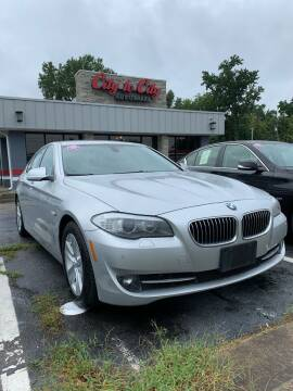 2013 BMW 5 Series for sale at City to City Auto Sales in Richmond VA
