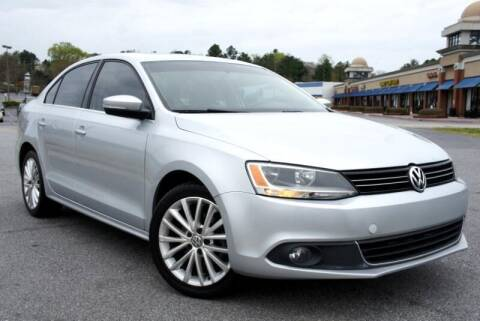 2013 Volkswagen Jetta for sale at CU Carfinders in Norcross GA
