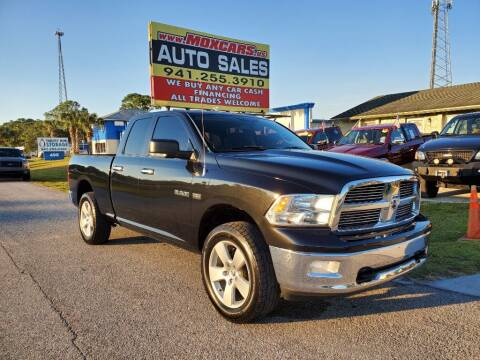 2010 Dodge Ram Pickup 1500 for sale at Mox Motors in Port Charlotte FL