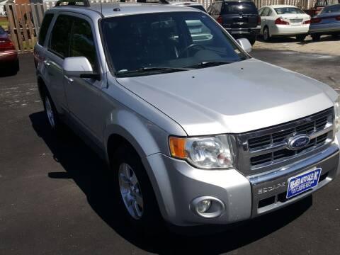 2010 Ford Escape for sale at Premier Auto Sales Inc. in Newport News VA