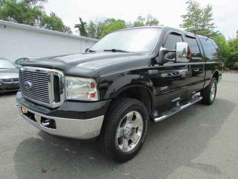 2006 Ford F-250 Super Duty for sale at Purcellville Motors in Purcellville VA