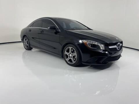 2014 Mercedes-Benz CLA for sale at PHIL SMITH AUTOMOTIVE GROUP - Toyota Kia of Vero Beach in Vero Beach FL