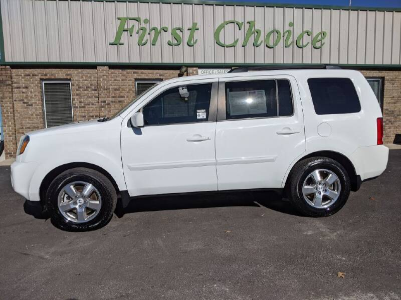 2011 Honda Pilot for sale at First Choice Auto in Greenville SC