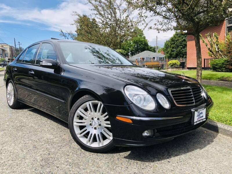2006 Mercedes-Benz E-Class for sale at DAILY DEALS AUTO SALES in Seattle WA