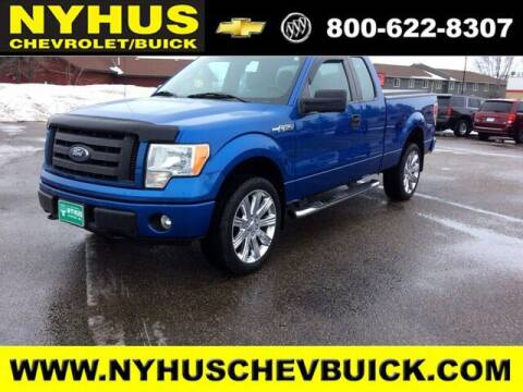 2010 Ford F-150 for sale at Nyhus Chevrolet Buick in Staples MN