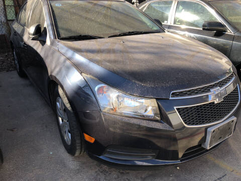 2014 Chevrolet Cruze for sale at Auto Access in Irving TX
