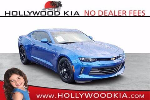 2017 Chevrolet Camaro for sale at JumboAutoGroup.com in Hollywood FL