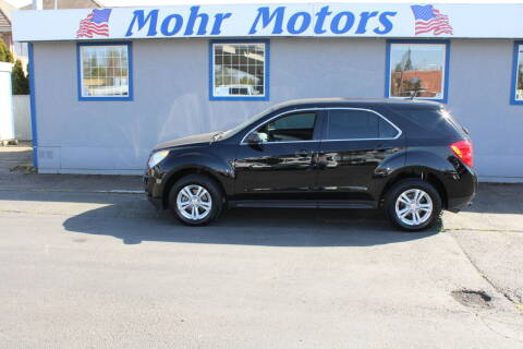 2011 Chevrolet Equinox for sale at Mohr Motors in Salem OR