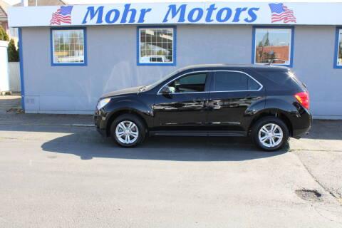 2011 Chevrolet Equinox for sale at Mohr Motors in Salem OR