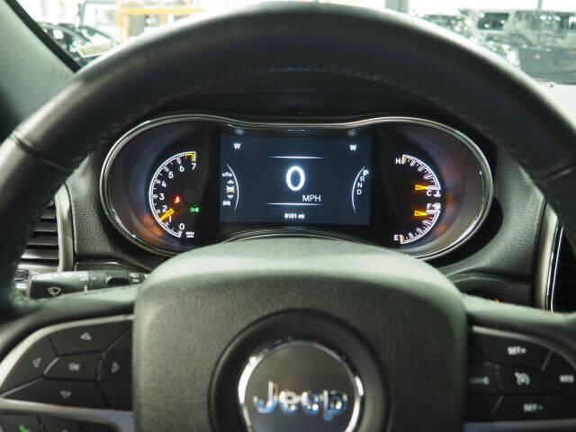 2018 Jeep Grand Cherokee 4x4 Laredo 4dr SUV - Montclair NJ