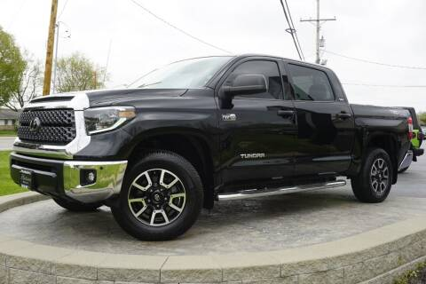 2019 Toyota Tundra for sale at Platinum Motors LLC in Heath OH