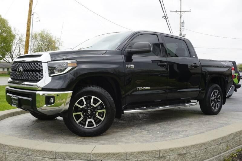 2019 Toyota Tundra for sale at Platinum Motors LLC in Heath OH